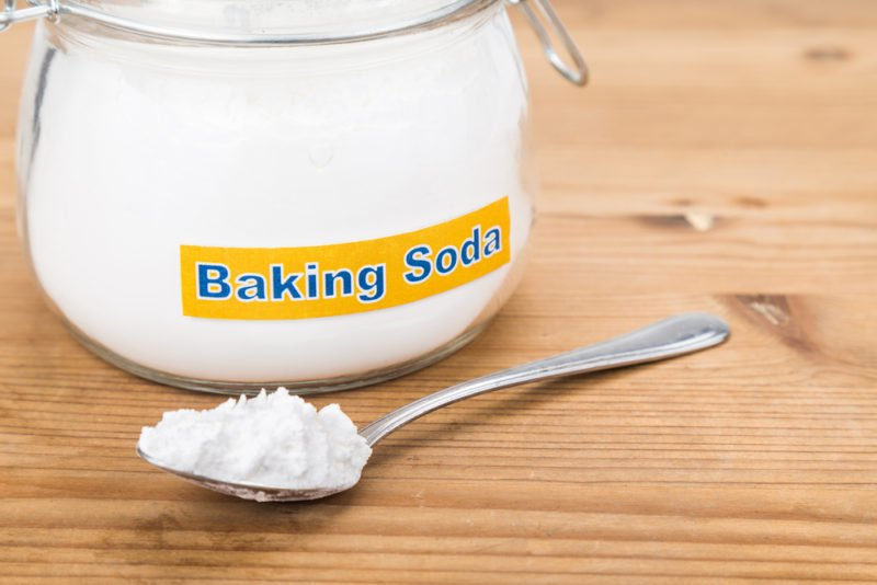 Baking Soda-12 Easy Ways To Tighten Skin