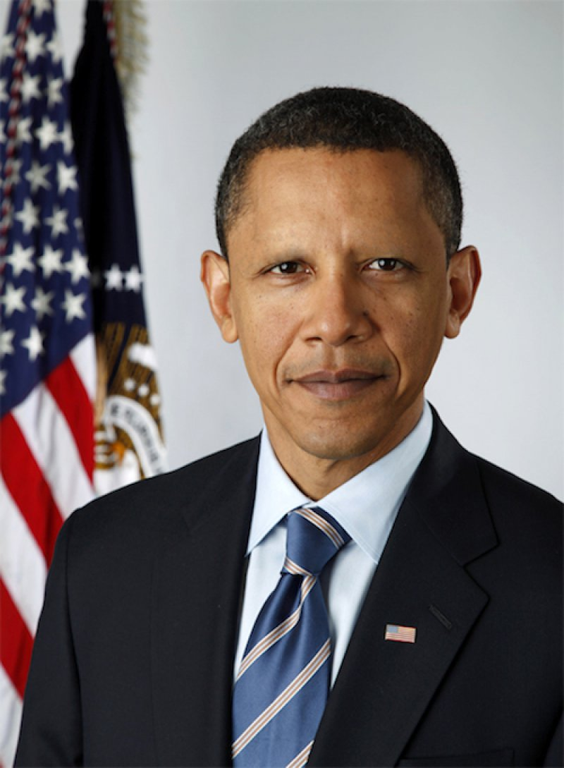 Barack Obama-15 Celebrities Without Eyebrows You Never Seen Before