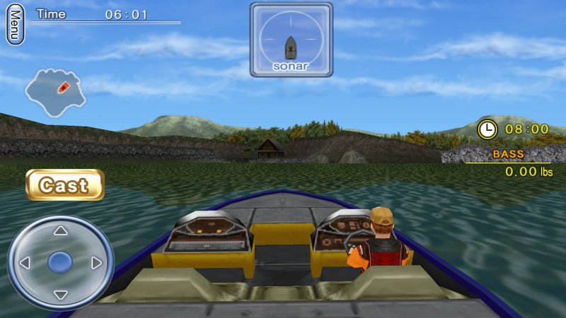 Bass Fishing 3D-12 Top Fishing Games For Mobile