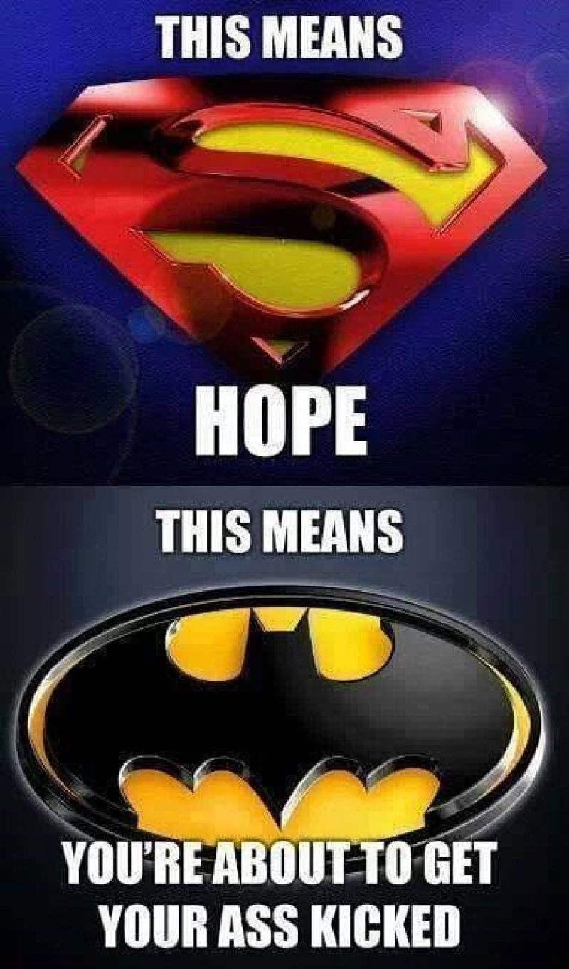 Batman Indeed Kicks Asses!-12 Funny Batman Memes That Will Make You Lol
