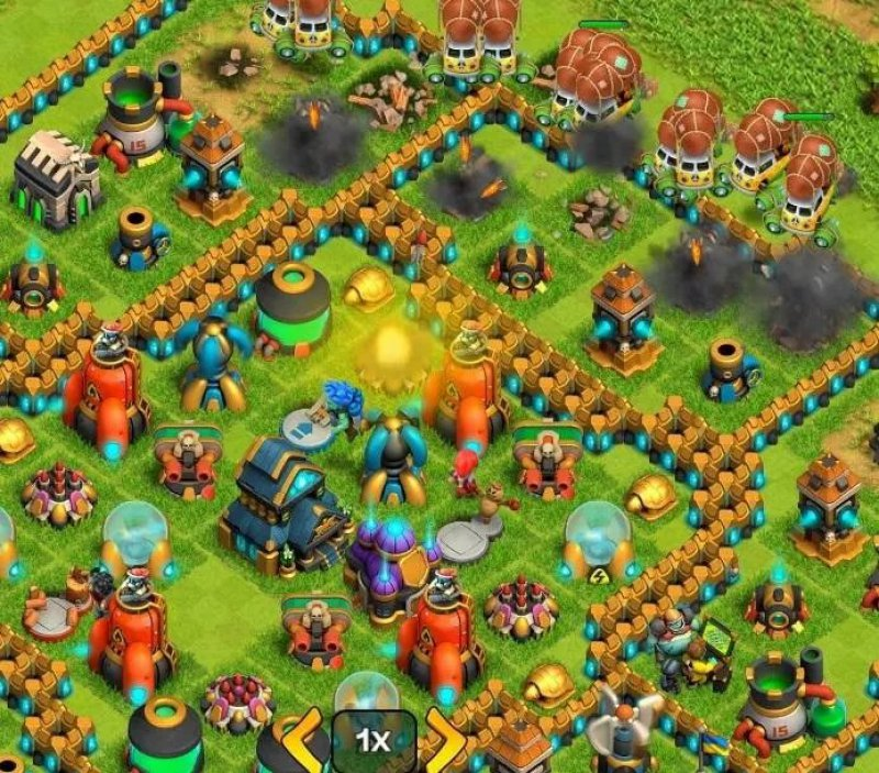 Battle Of Zombies: Clans War-12 Best War Strategy Games For IOS And Android