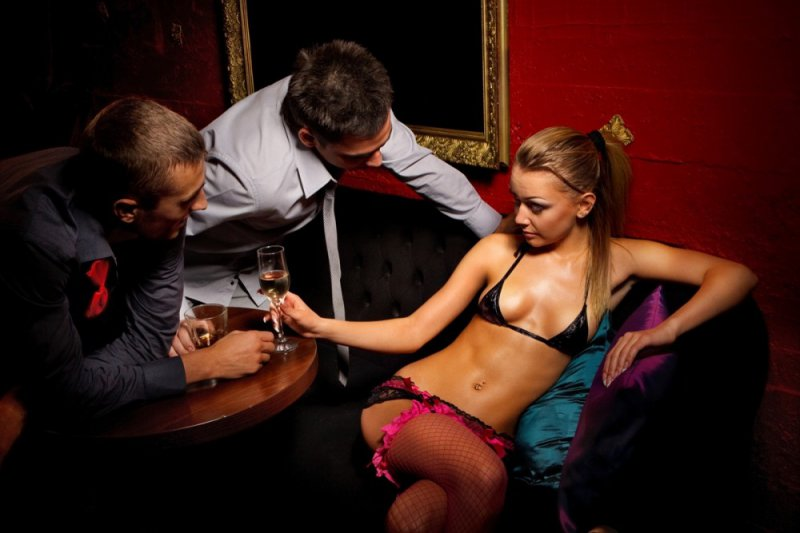 Being A Stripper-12 Sexual Fantasies Women Have But Won't Admit