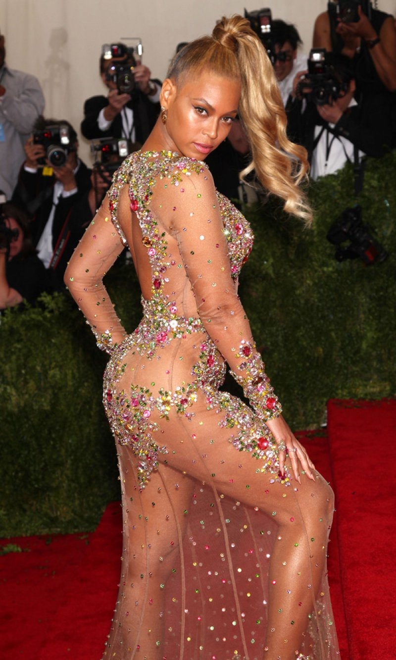Beyonce Knowles-12 Big Booty Celebrities In Hollywood