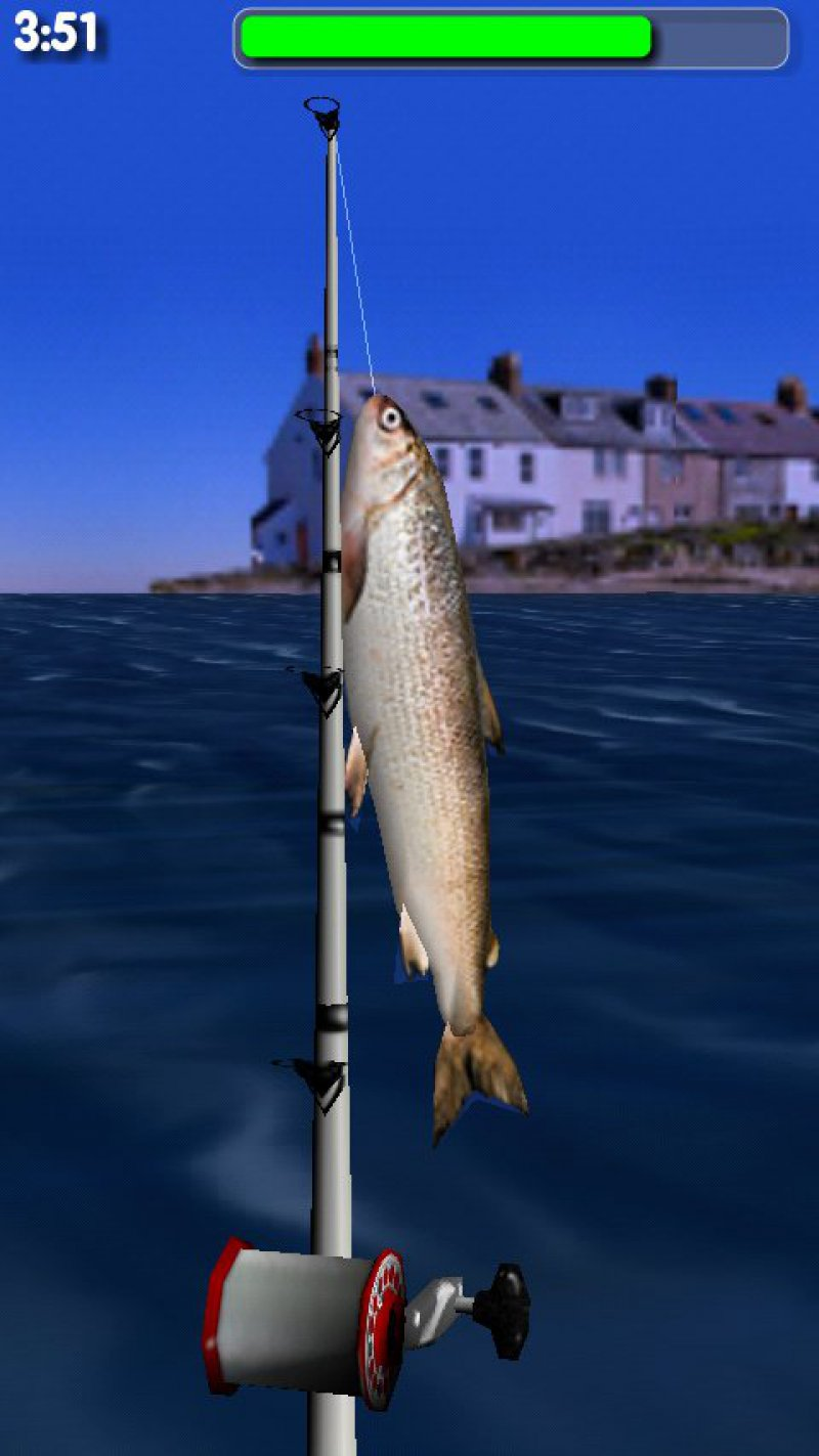 Big Sport Fishing 3D-12 Top Fishing Games For Mobile