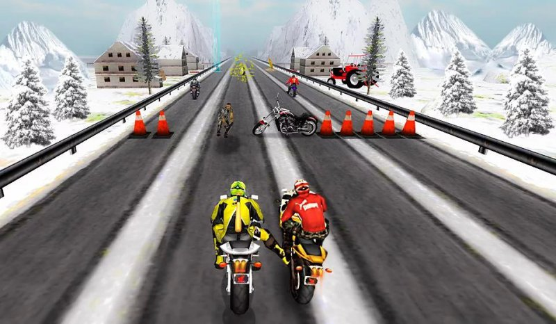 Bike Attack Race-15 Best Bike Riding Games For Your Mobile