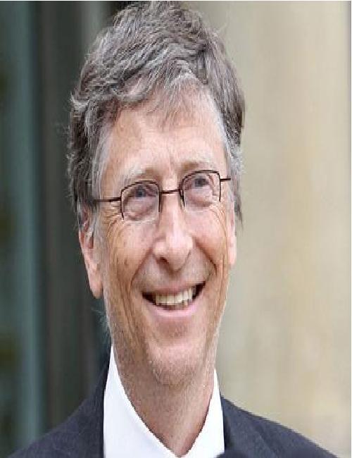 Bill Gates-Biggest Philanthropist In The World