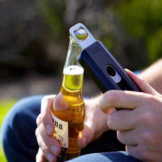 Bottle opener-Top 15 Craziest IPhone Cases