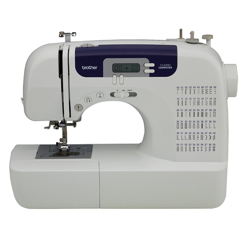 Brother C6000i-12 Best Kids Sewing Machines You Can Buy Online