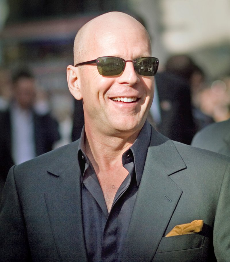 Bruce Willis Net Worth ($180 Million)-120 Famous Celebrities And Their Net Worth