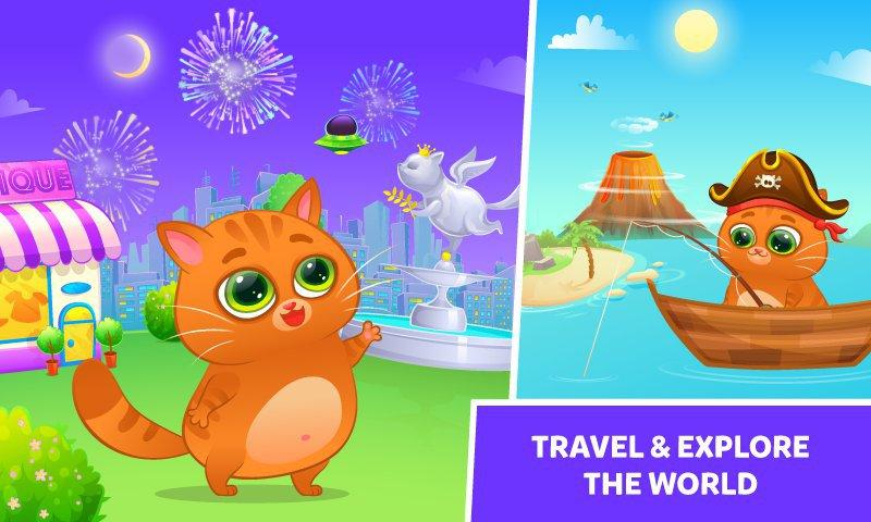 Bubbu: My Virtual Pet-12 Best Virtual Pet Games For Mobile