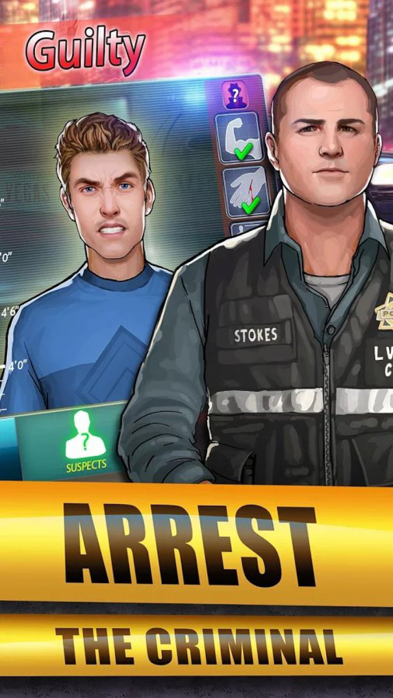 CSI: Hidden Crimes-12 Best Crime Investigation Games For Mobile