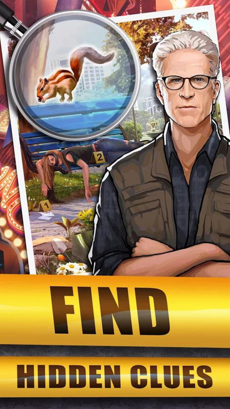 CSI: Hidden Crimes-12 Best Hidden Object Games For IOS And Android