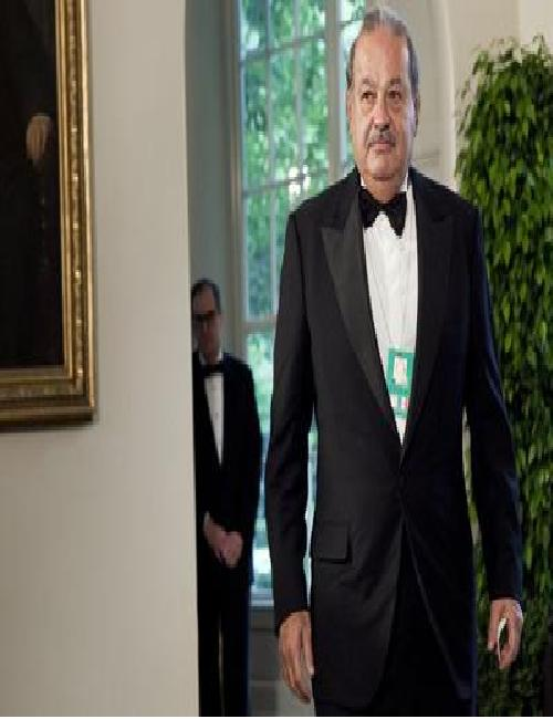 Carlos Slim-Biggest Philanthropist In The World