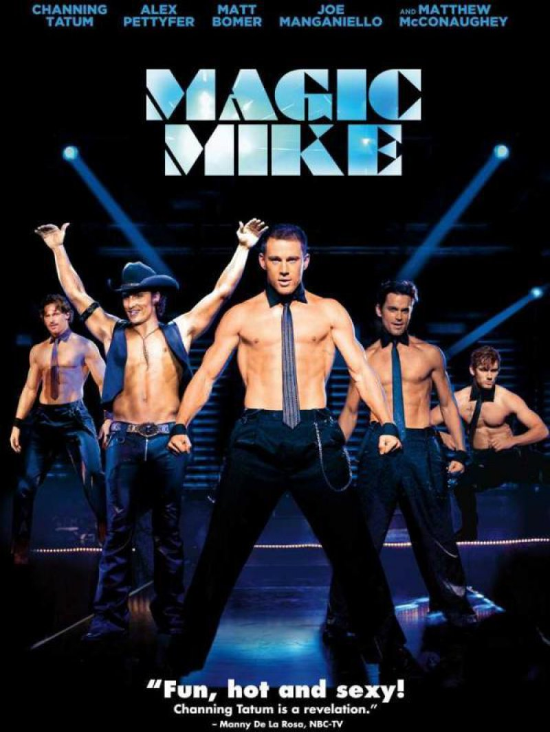 Channing Tatum's Stripper Name-12 Famous Celebrities And Their Stripper Names