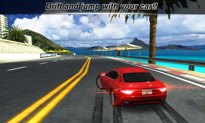 City Racing 3D-12 Best Car Racing Games For Mobile