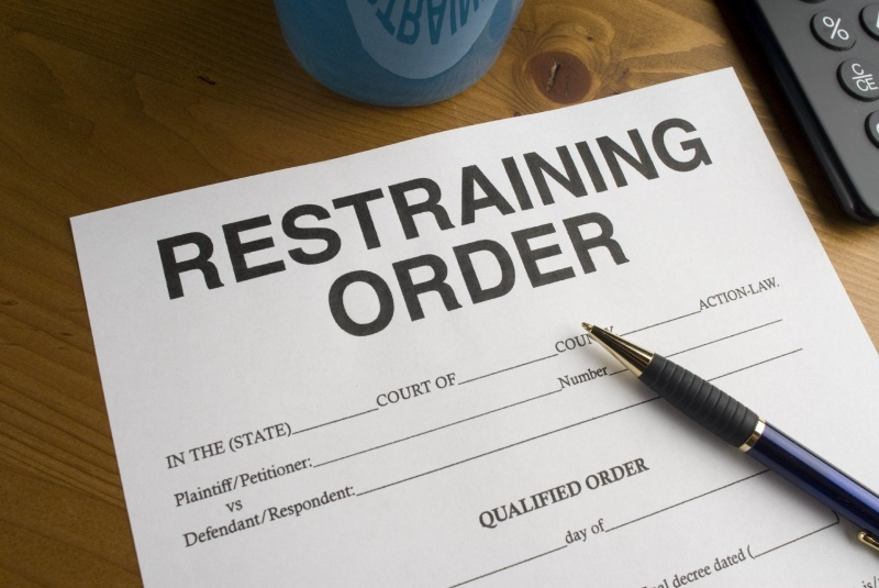 Common Cases That Needs A Restraining Order