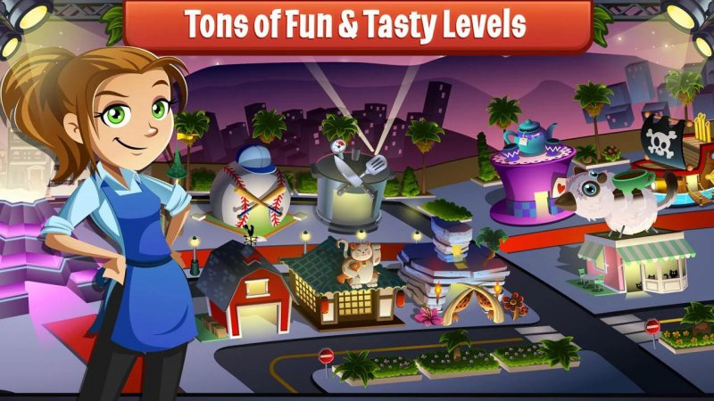 Cooking Dash 2016-12 Best Restaurant Games For IOS And Android