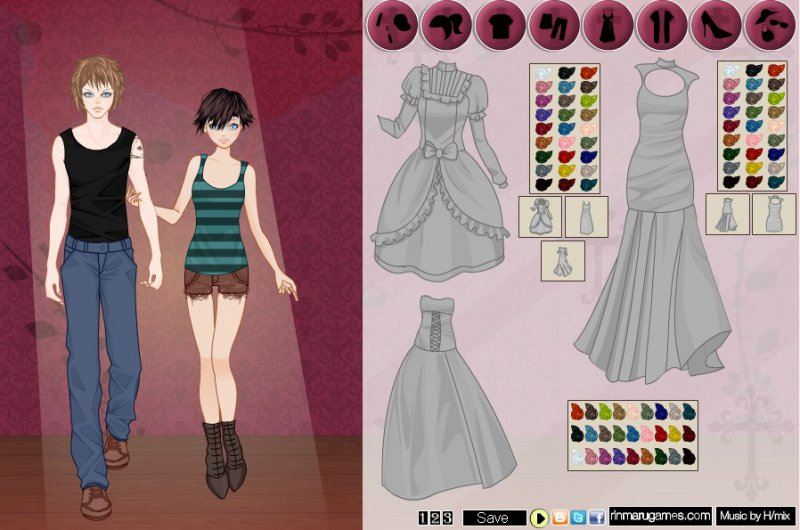 Couples Dress-up-15 Best Dress-up Games For Girls On Mobile