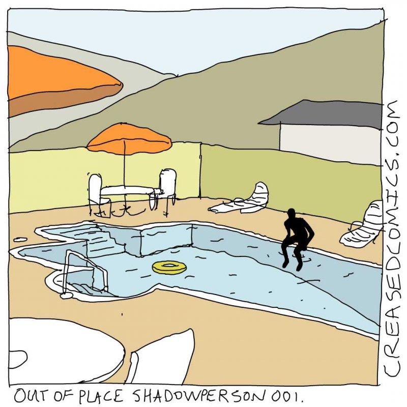 Creased Comics - Brad Neely-12 Funniest Webcomics On The Internet