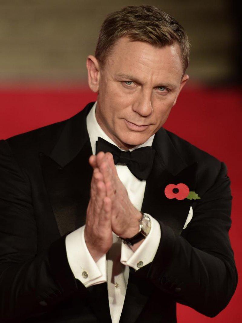 Daniel Craig ( Million)-15 Highest Paid Hollywood Actors In 2016