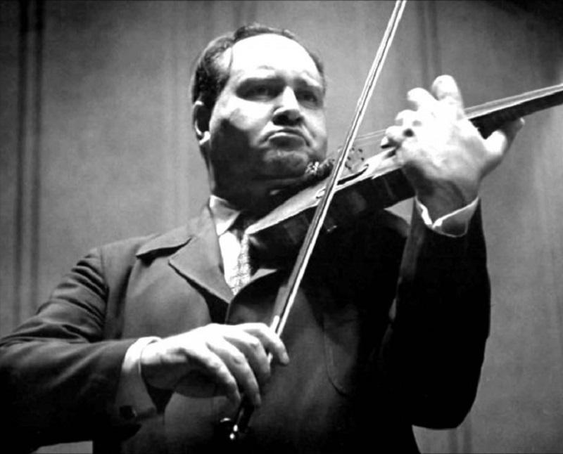 David Oistrakh-12 Famous Violinists Around The World