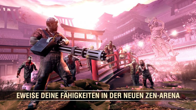 Dead Trigger 2-12 Best Zombie Survival Games For IOS And Android