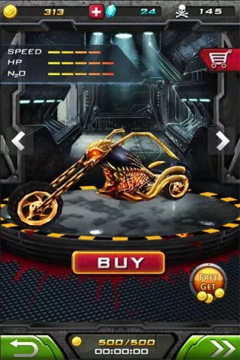 Death Moto 2-15 Best Bike Riding Games For Your Mobile