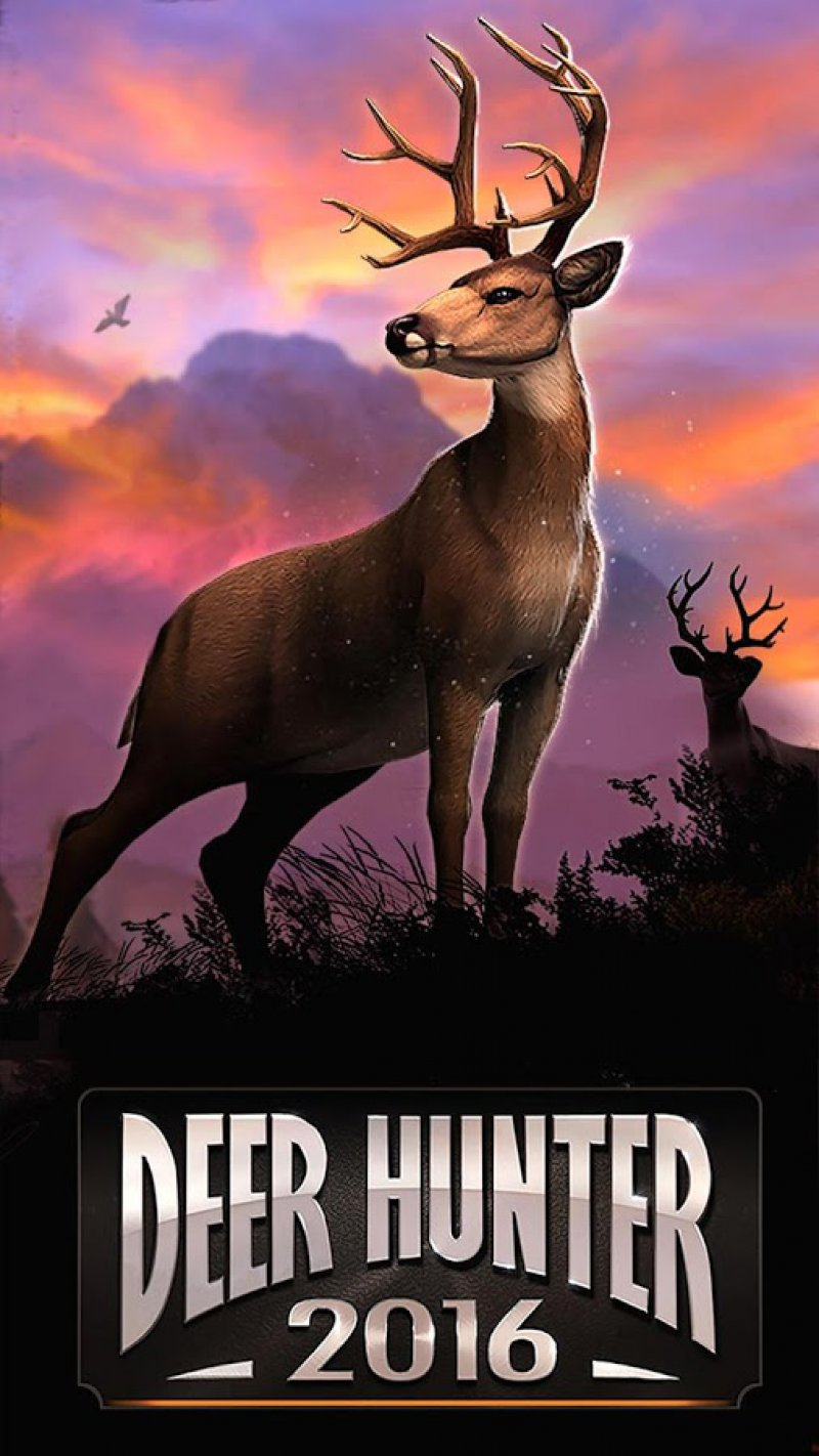 Deer Hunter 2016-15 Top Hunting Games For Mobile