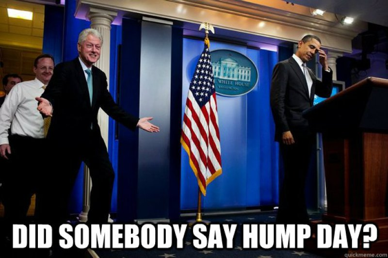 Did Somebody Say Hump Day?-12 Funny Hump Day Memes That Will Make Your Whole Week