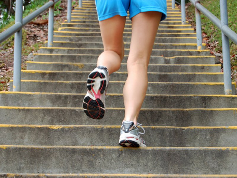 Ditch Elevators And Escalators -15 Easy Ways To Get Slim Fast And Efficiently