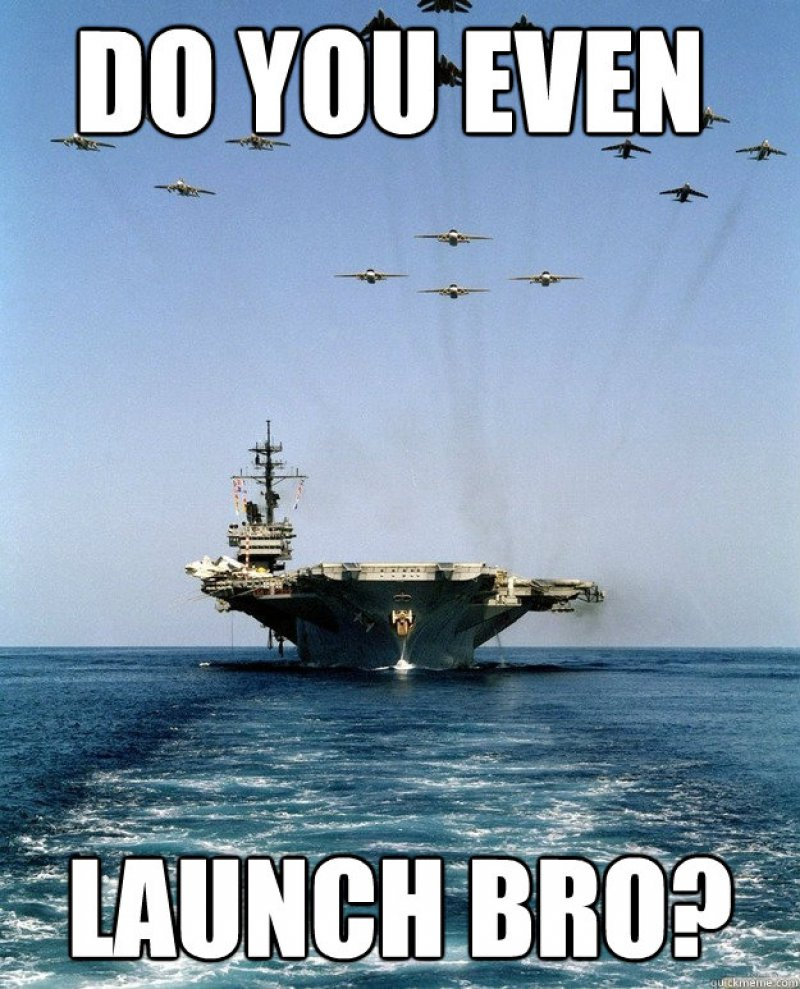 Do You Even Launch Bro?-12 Funny Murica Memes That Will Make You Lol