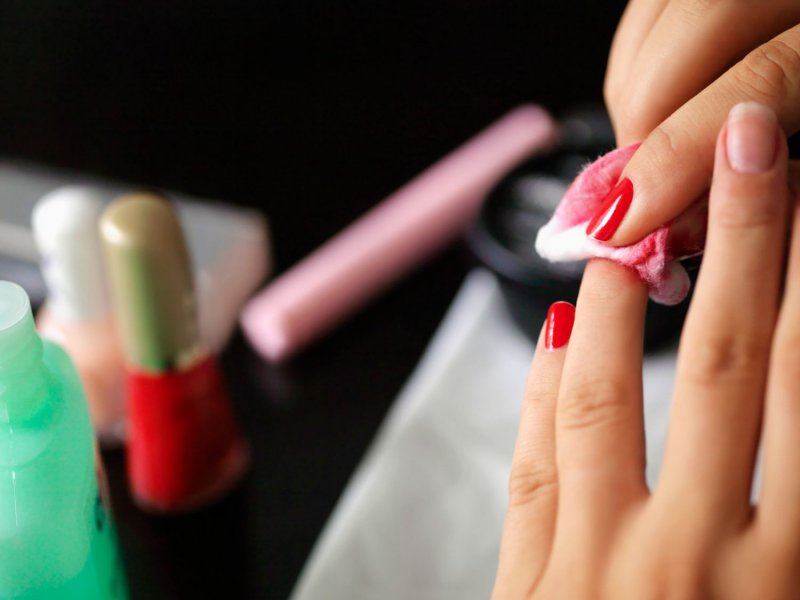 Don't Buy Cheap Nail Polish Removers-12 Healthy And Pretty Nails Tips You Can Try Today