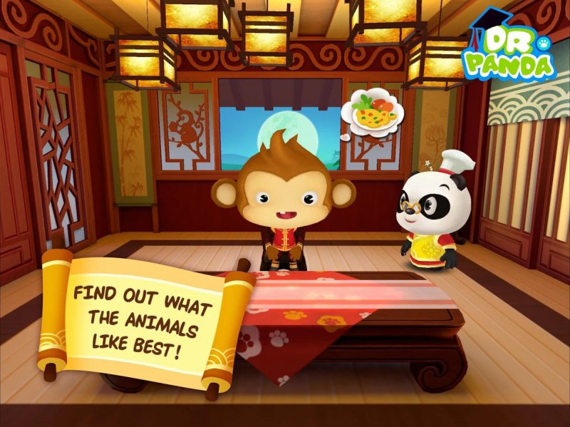 Dr. Panda Restaurant Asia-12 Best Panda Games For IOS And Android