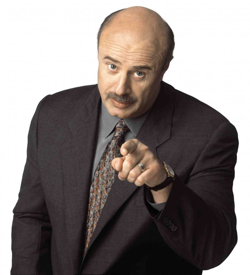Dr. Phil  Net Worth (0 Million)-120 Famous Celebrities And Their Net Worth