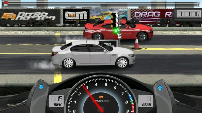Drag Racing-12 Best Car Racing Games For Mobile