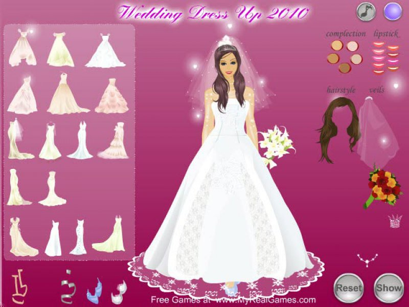 Dress Up - Wedding-15 Best Dress-up Games For Girls On Mobile