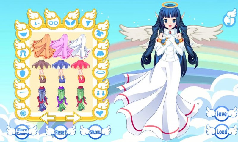 Dress Up Angel-15 Best Dress-up Games For Girls On Mobile