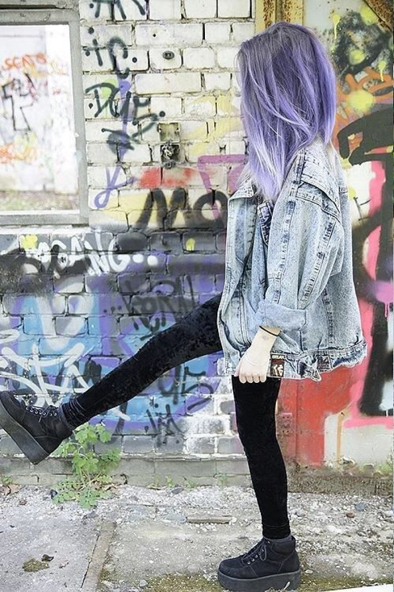 Dressing Style-12 Ways To Become A Pastel Goth