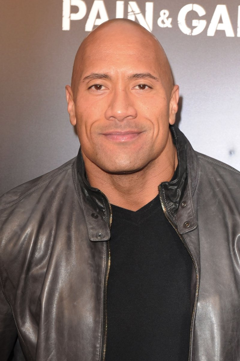 Dwayne Johnson (.5 Million)-15 Highest Paid Hollywood Actors In 2016