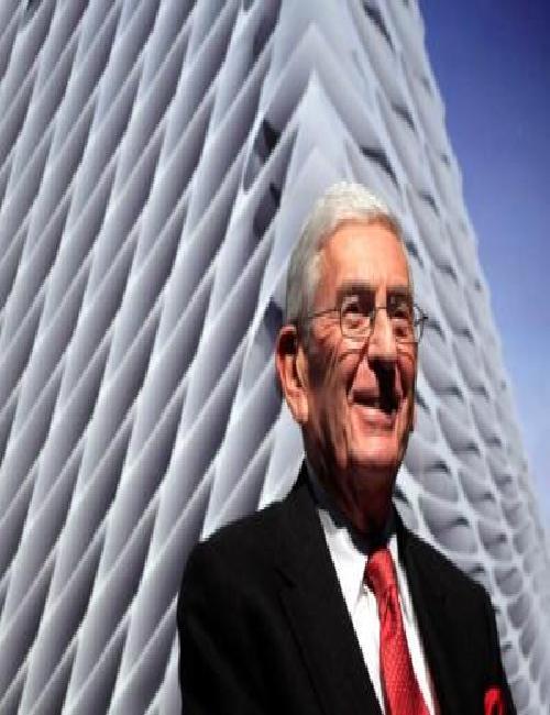 Eli Broad-Biggest Philanthropist In The World