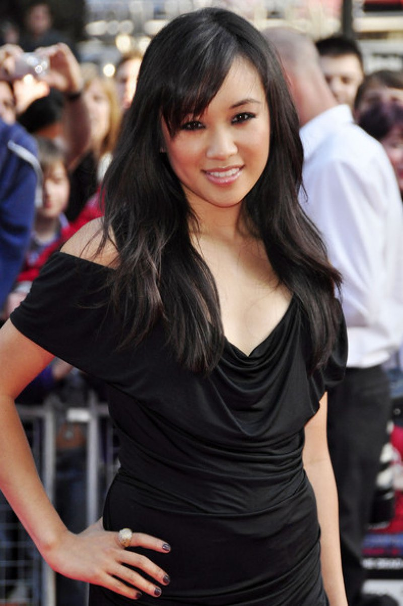 Ellen Wong-12 Hottest Asian Girls In Hollywood