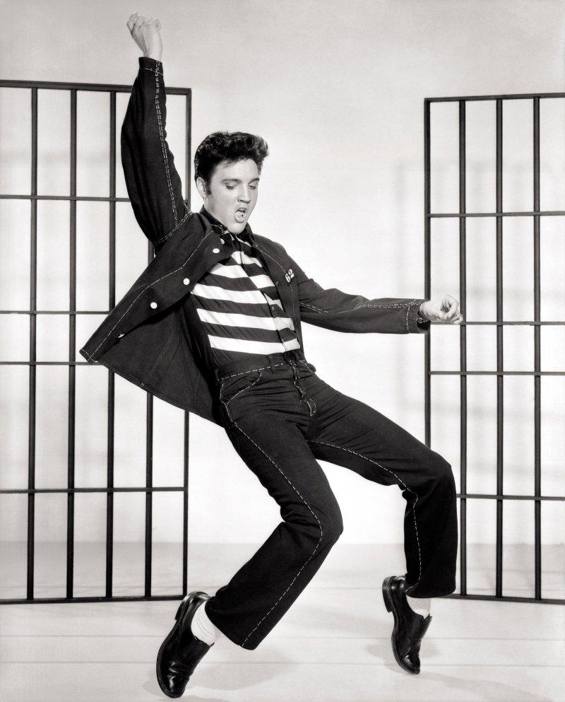 Elvis Presley-12 Celebrities Who Have Foot Fetish