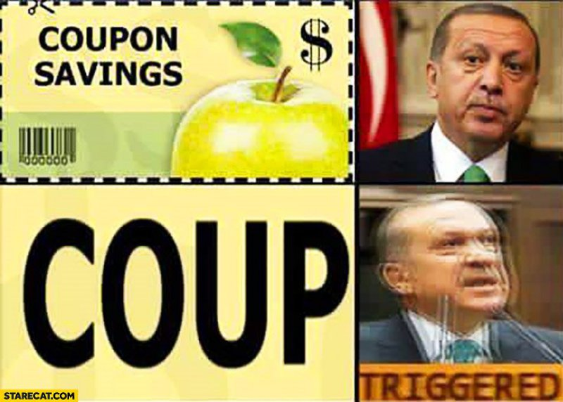 Erdogan Triggered!-12 Hilarious Triggered Memes That Are Sure To Make Someone Triggered