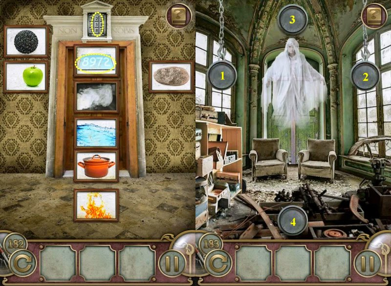 Escape The Mansion-15 Best Escape Games For IOS And Android