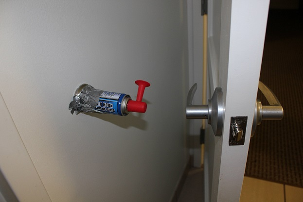Airhorn Duct tape Prank-Best Pranks For April Fool's Day