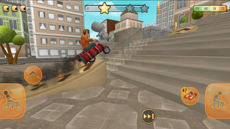 Fail Hard-12 Best Physics-Based Games For IOS And Android