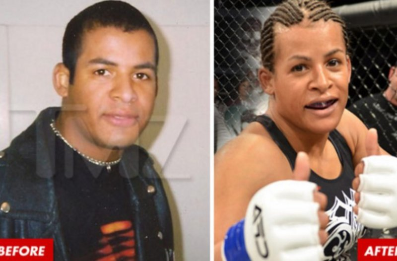 Fallon Fox-12 Famous Transgender Celebrities You Probably Never Heard About