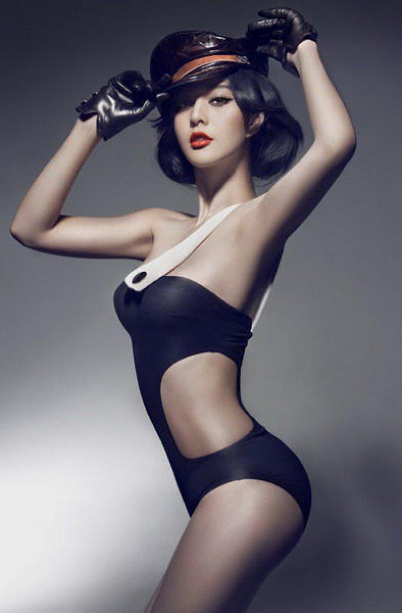 Fan Bingbing-12 Hottest Asian Girls In Hollywood
