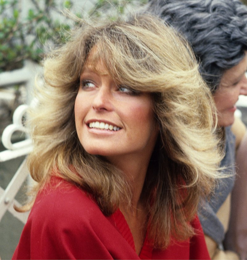 Farrah Fawcett-12 Famous Blondes In Hollywood