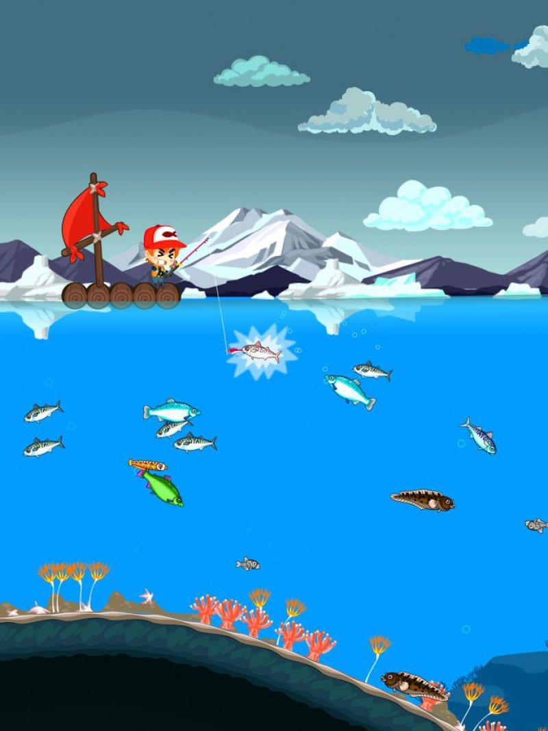 Fishing Break-12 Top Fishing Games For Mobile